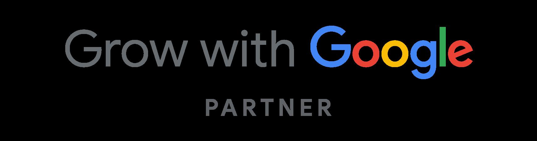 Grow With Google Partner Badge